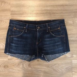 3037a4a48a Citizens Of Humanity Shorts | Nikki Jean In Freebird | Poshmark